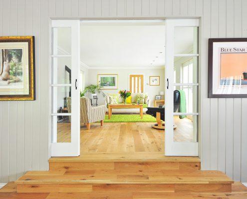 Ha cserélni kell az ajtót, válasszon utólag beépíthető beltéri nyílászárót!